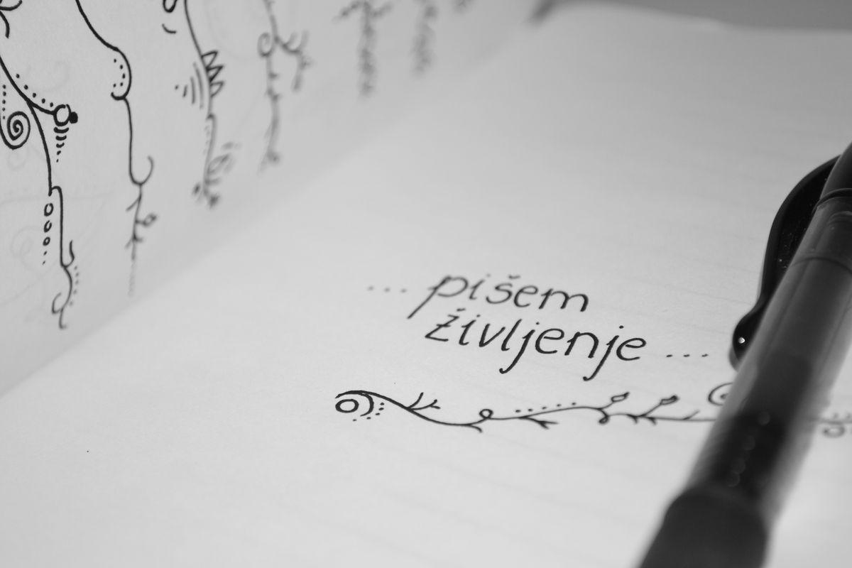 Pisem zivljenje_Dora Klancnik