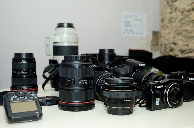 huda Canon oprema sponzorja fotonatecaja